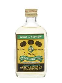 Wray & Nephew Overproof Rum (37.5cl)