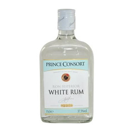 Prince Consort White Rum (37.5cl)