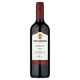 San Andres Merlot (75cl)