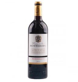 Marquis de Rothberg Bordeaux Rouge (75cl)