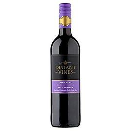 Distant Vines Merlot (75cl)
