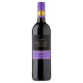 Distant Vines Merlot (75cl)