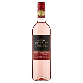 Distant Vines Pinot Grigio Blush (75cl)