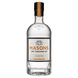 Masons Tea Edition Dry Yorkshire Gin (70cl)
