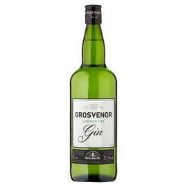 Grosvenor London Dry Gin (1Ltr)