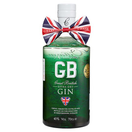 Williams Chase Great British Extra Dry Gin (70cl)
