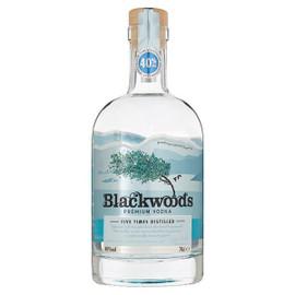 Blackwoods Premium Vodka (70cl)