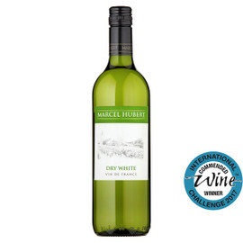 Marcel Hubert Dry White (75cl)