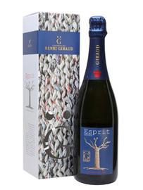 Henri Giraud Esprit Brut Nature In Gift Box (75cl)