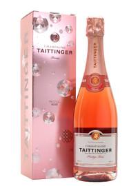 6 x Taittinger Brut Prestige Rose NV In Taittinger Box (75cl)