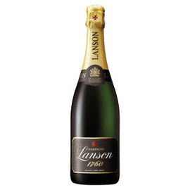 Lanson Black Label Brut NV (75cl)