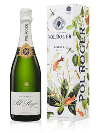6 x Pol Roger Brut Reserve NV In Gift Box (75cl)