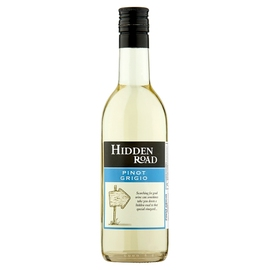 Hidden Road Pinot Grigio (18.7cl)