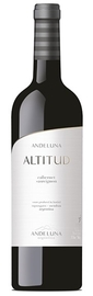 Andeluna 'Altitud' Uco Valley Cabernet Sauvignon 2014 (12 x 75cl)