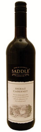 Saddle Creek Australia Shiraz Cabernet 2016 (6 x 75cl)