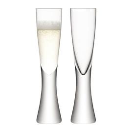 LSA Elina Champagne Flutes 200ml (Set of 2)