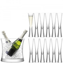 LSA Moya Champagne Grand Serving Set