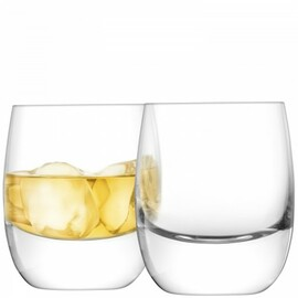 LSA Bar Whisky Tumbler 275ml (Set of 2)