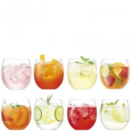 LSA Balloon Tumbler 450ml (Set of 8)