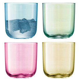 LSA Polka Tumbler 370ml (Set of 4)
