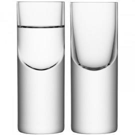 LSA Boris Vodka Glass 50ml (Set of 2)