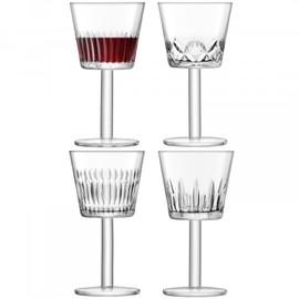 LSA Tatra Wine Goblet 310ml (Set of 4)