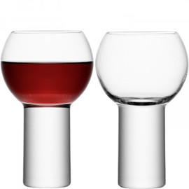 LSA Boris Wine Goblet 360ml (Set of 2)