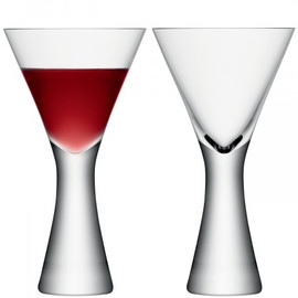 LSA Moya Wine Glass 390ml (Set of 2)