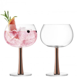LSA Gin Balloon Glass 420ml (Set of 2)