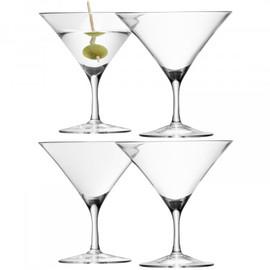LSA Bar Martini Glass 180ml (Set of 4)