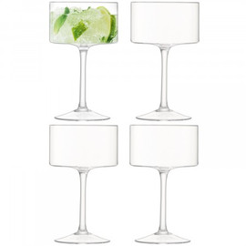 LSA Otis Cocktail Glass 280ml (Set of 4)