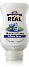 Blueberry Real Puree (6 x 50cl)