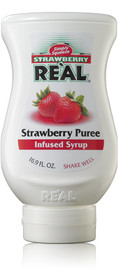 Strawberry Real Puree (6 x 50cl)