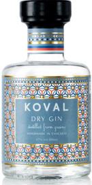 Koval Organic Dry Gin (50cl)