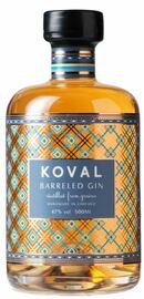 Koval Organic Barreled Gin (50cl)