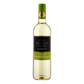 6 x Distant Vines Sauvignon Blanc (75cl)