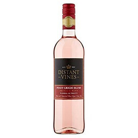 6 x Distant Vines Pinot Grigio Blush (75cl)