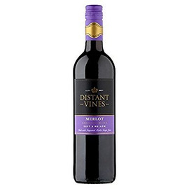 6 x Distant Vines Merlot (75cl)
