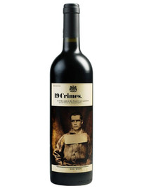 6 x 19 Crimes Red (75cl)