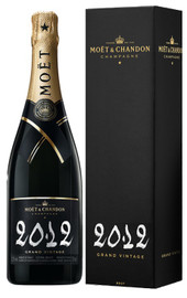 Moet & Chandon Grand Vintage 2012 In Moet Box (75cl)