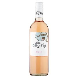 The Shy Pig Blush (75cl)