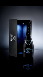 Angel Black Collection NV Brut Luminous In Gift Box (75cl)