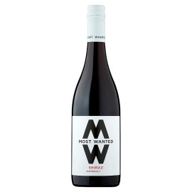 Most Wanted Shiraz (75cl)