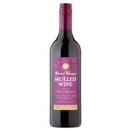 Winter Warmer Mulled Wine (75cl)