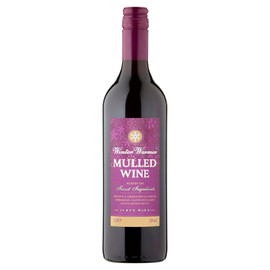 Winter Warmer Mulled Wine (75cl)
