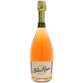 The Bees Knees Non-Alcoholic Sparkling Rose (75cl)