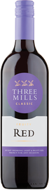 Three Mills Classic Fruity Red (75cl)