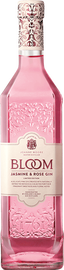 Bloom Jasmine and Rose Gin (70cl)