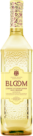 Bloom Lemon and Elderflower Gin Liqueur (70cl)
