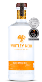 Whitley Neill Blood Orange Gin (70cl)